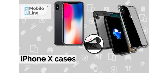 iPhone X cases presentation for our lovely customers.